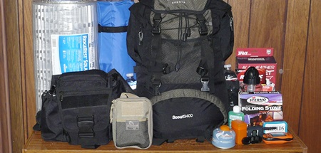 Survival Related Prepping Gear