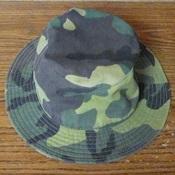 Camo Boonie Hat