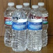 Five Plastic 500ml Water Bottles