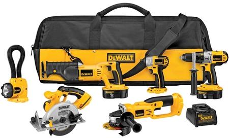 Dewalt 18V Cordless Tools