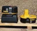 Dewalt 18V XRP Batteris & Charger