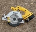 Dewalt 18V XRP Circular Saw