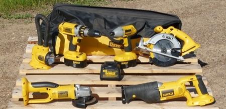 dewalt 18v tools. dewalt 18v xrp tool set 18v tools 4