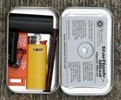 Altoids Tins as EDC Container