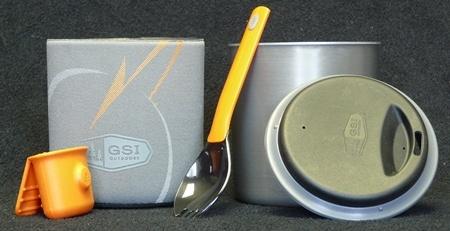 GSI Minimalist Cook Set