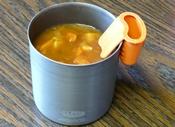 Orange Pot Holder with Magnet
