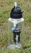 Nalgene Bottle with Sawyer Filter
