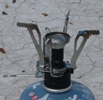 Ultralight Stove